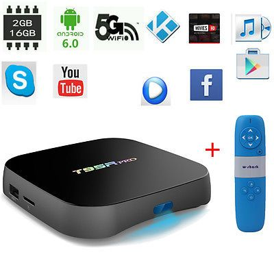 Android Tv Box Sunvell T95R 2Gb/8 Gb