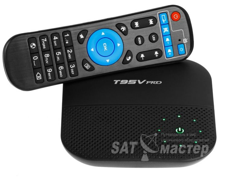 Android TV Box Sunvell T95V