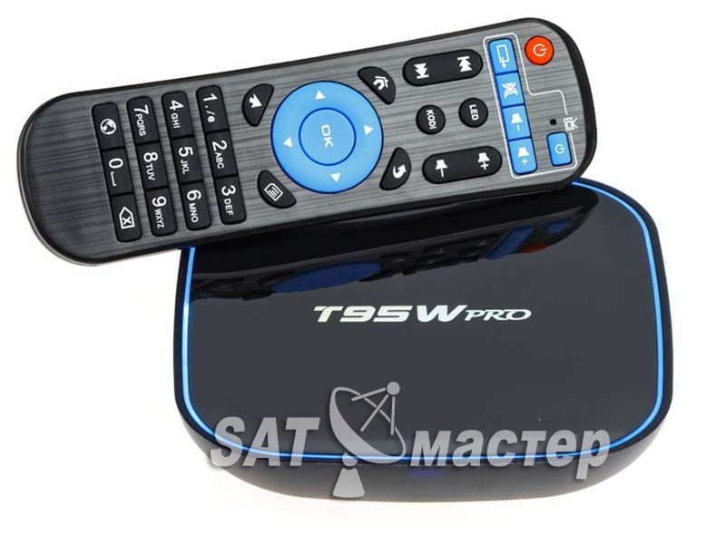 Android Tv Box Sunvell T95W Pro