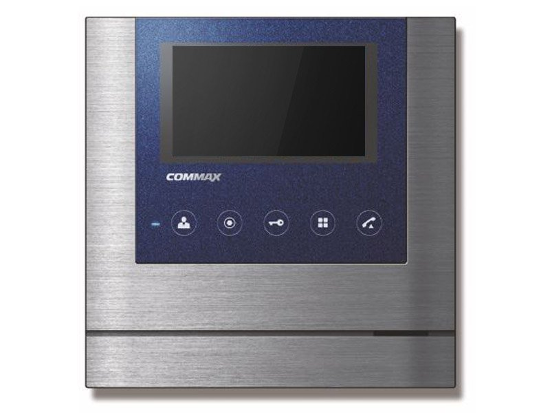 Commax CDV-43M Blue+Dark Silver