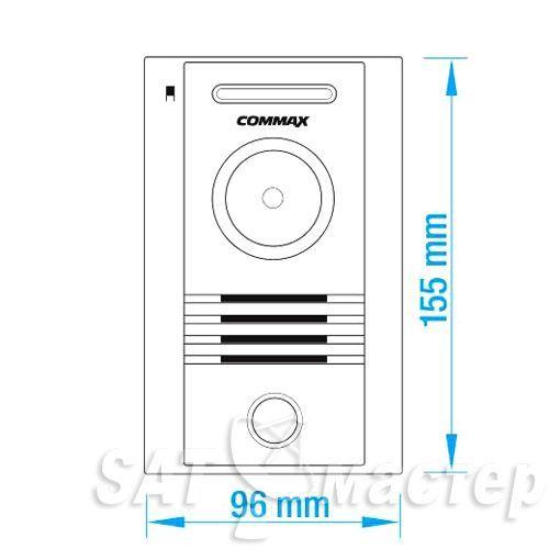 Commax drc 40k купить