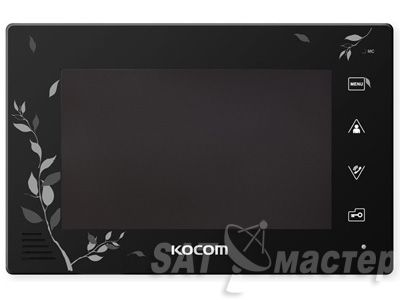 Kocom KCV-A374SD Black
