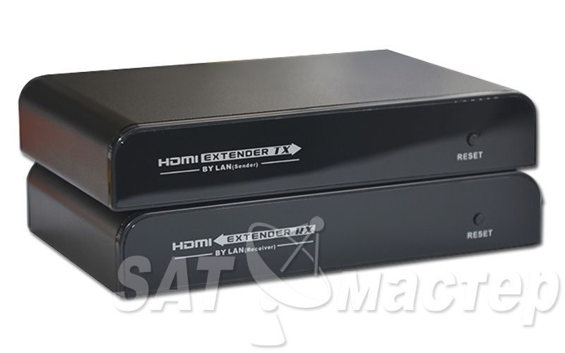hdmi over ip extender lkv373ir satmaster. Black Bedroom Furniture Sets. Home Design Ideas