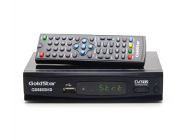 GoldStar DVB-T2 GS8855HD