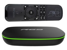 Sunvell R69 TV Box 2/16 + Fly Mouse Rii i7