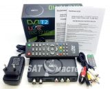 satmaster U2C T2 HD Plus